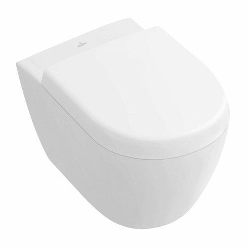 Wandcloset Subway 2.0 Direct flush Compact Exclusief Zitting
