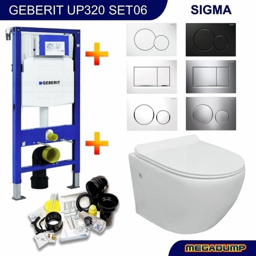 Up320 Toiletset 06 Vm Go Aquaflow Rimfree Met Sigma Drukplaat
