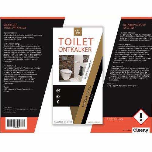 Toilet Ontkalker (1000 ml)
