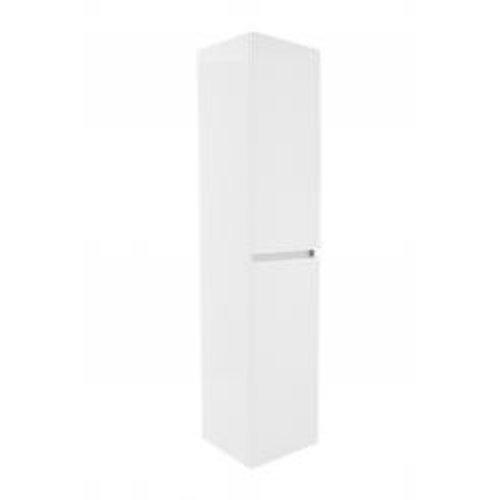 Luna kolomkast 2 deuren 160x35x35 wit