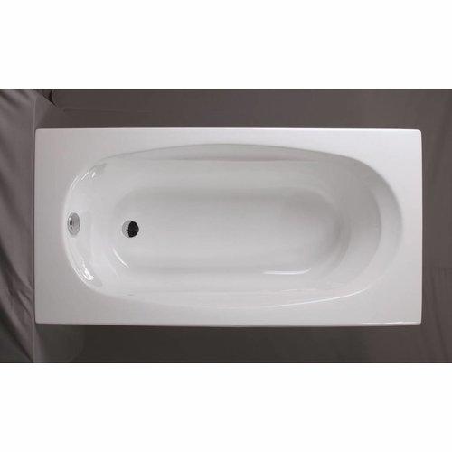 Ligbad Acryl 170x70x60 cm Wit