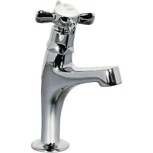 Retro Wastafelkraan 1 waterleiding of voormengsysteem 124503