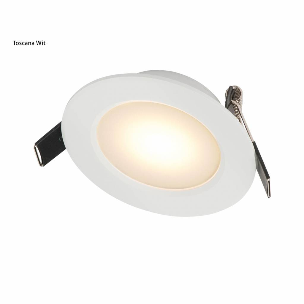 Inbouw Spotlamp Toscane Set (Wit 17446)