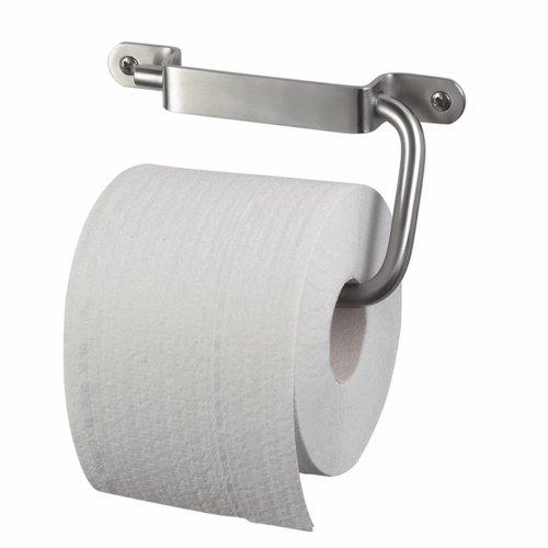 Toiletrolhouder Ixi Zonder Klep RVS Look
