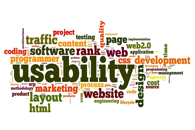 Usability van een website