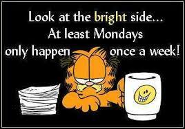 Maandag baaldag