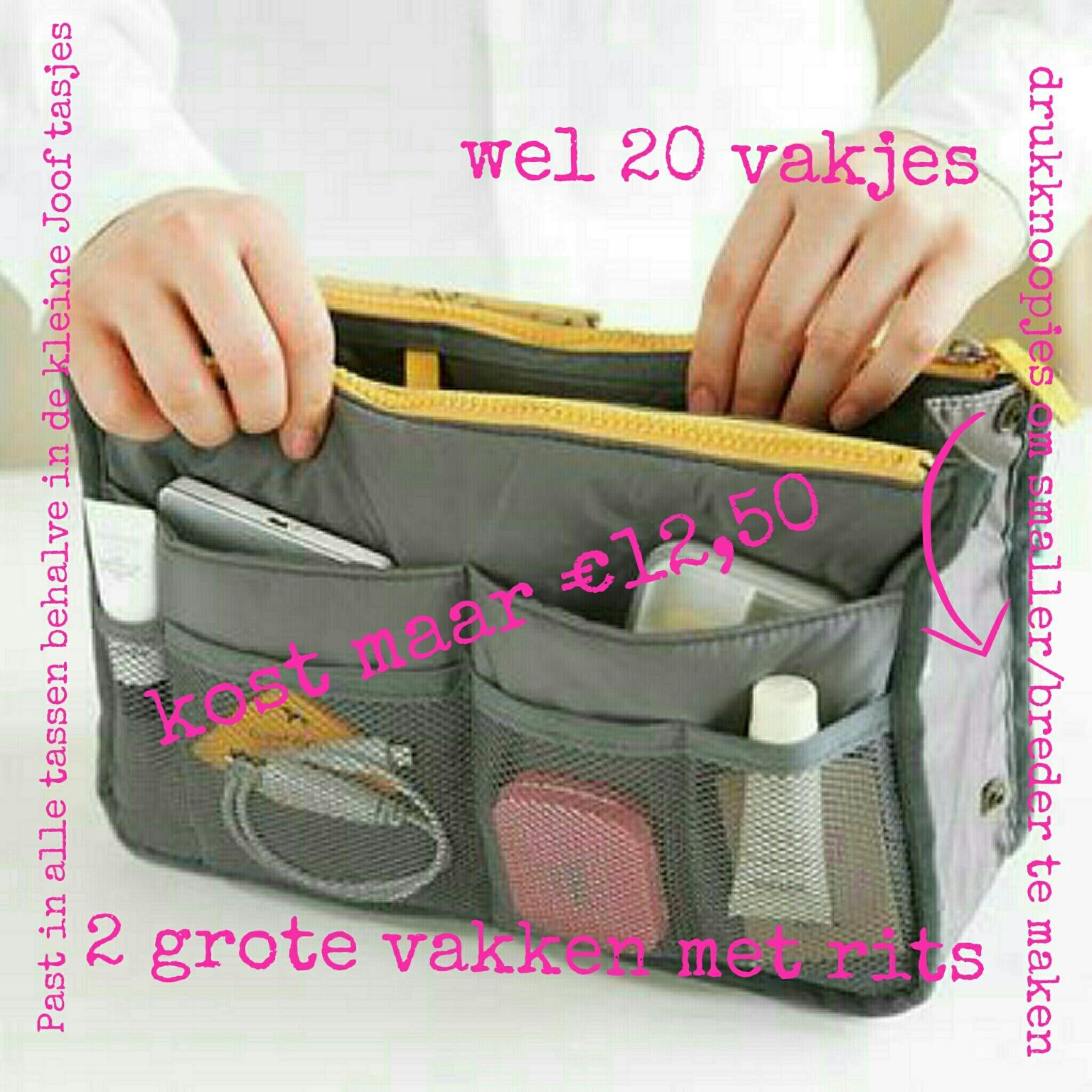 goedkope tas in tas