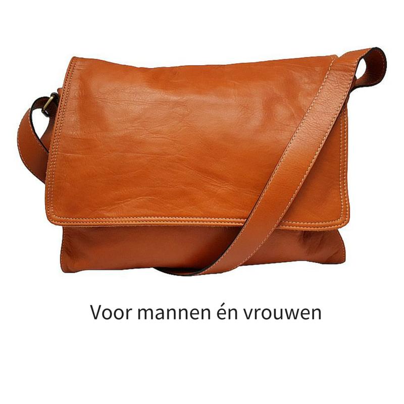 goedkope leren schoudertassen