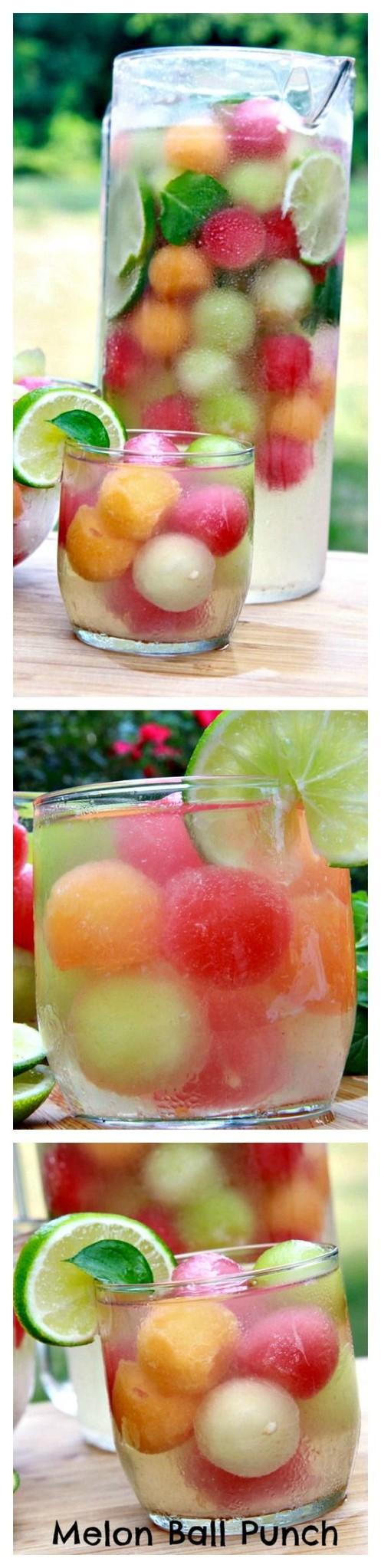 water met fruit zelf maken