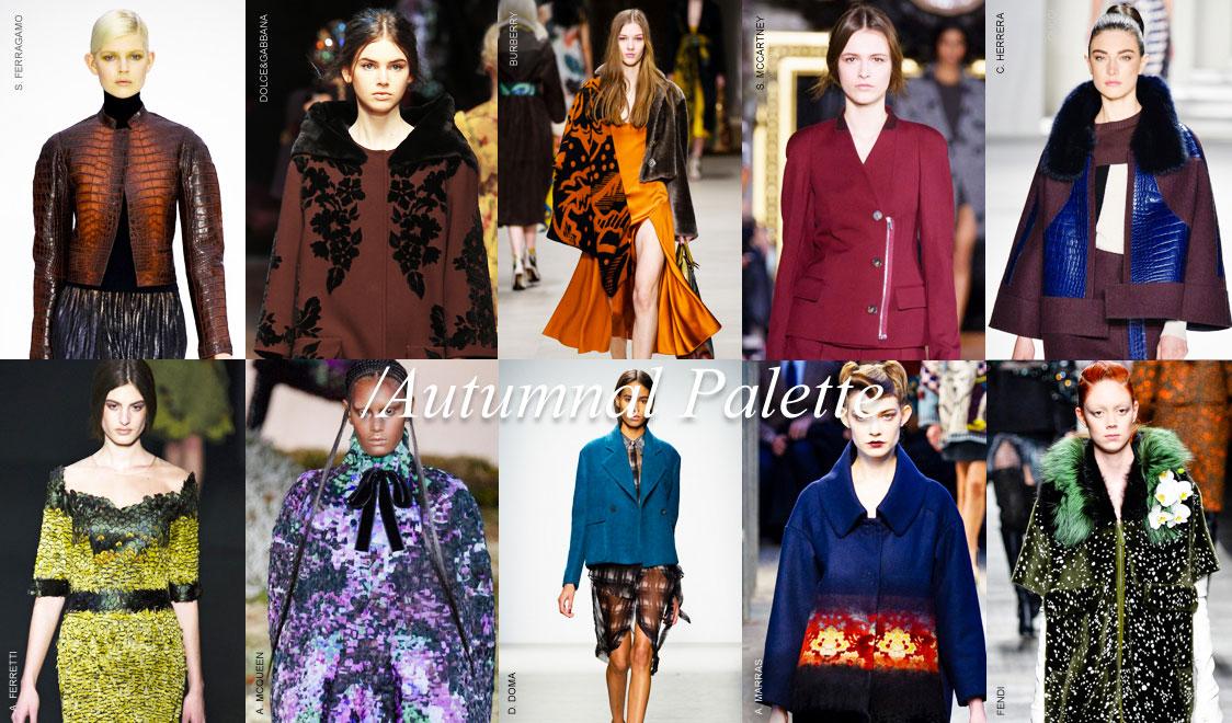 najaarskleuren mode 2015