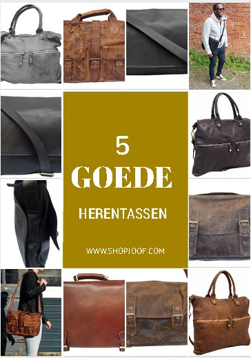 5 goede tassen voor een man
