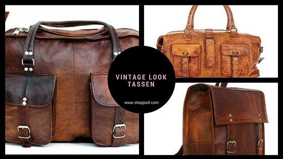Mooie tassen dames : Hou jij van stoeren tassen met een oude look kijk dan in