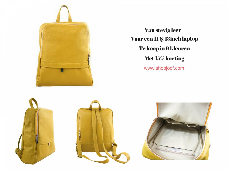 Stevige Stoffen Voor Tassen : Koop deze handige rugzak voor je laptop met korting bij