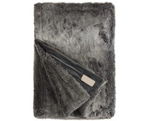 Faux Fur Throw Timberwolf