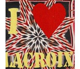 I Love Lacroix Multicolore