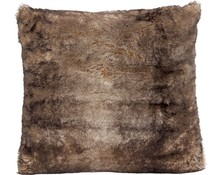 Faux Fur Cushion Puma
