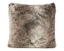 Faux Fur Cushion Yukonwolf