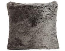 Faux Fur Cushion Timberwolf