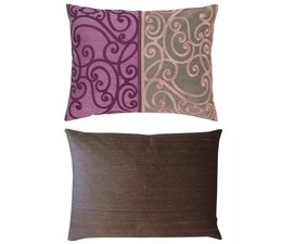 Designers Guild Fretz Berry Cushion