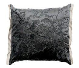 Designers Guild Bouchardon Noir Cushion