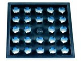 Aqua Medic Druppelplaat 15 x 15 cm