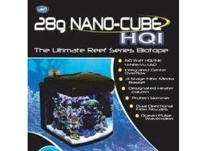 28 US gallon Nano-Cube met 150W HQI