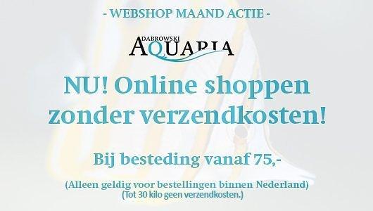 vanaf 75 euro gratis verzending