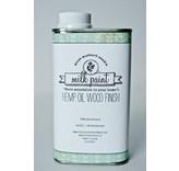 Miss Mustard Seed's hemp oil (hennep olie)