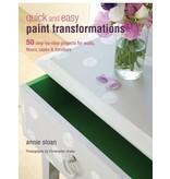 Annie Sloan boek Paint Transformations