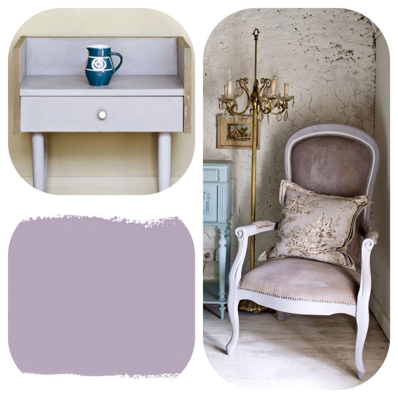 Keuken Verven Krijtverf : krijtverf kleur PALOMA: kleur van de week – Annie Sloan krijtverf
