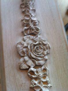 meubel ornamentjes met Annie Sloan Chalk Paint