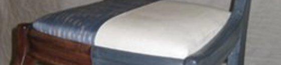 Stof verven met Annie Sloan Chalk Paint