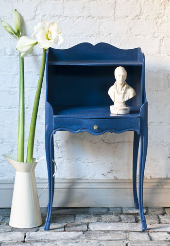 Annie Sloan Napoleonic Blue 06