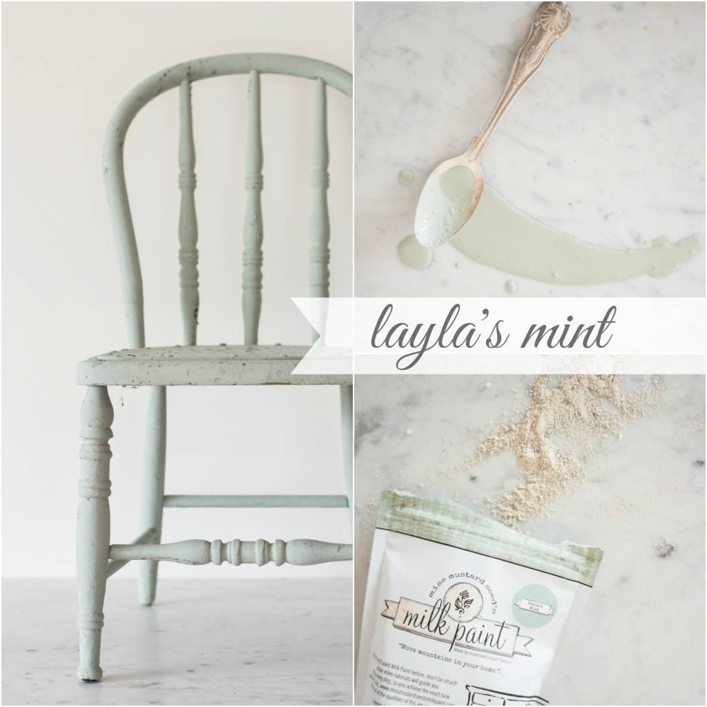 Milk paint: een snelle handleiding