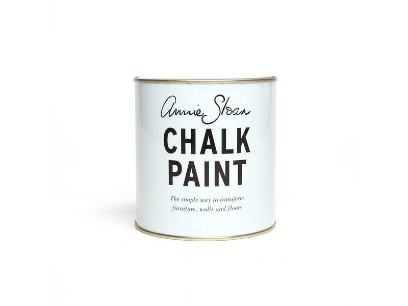 Annie Sloan pakket nr 2: 1 liter verf, 500 ml clear wax, 120 ml dark wax, Annie Sloan kwast nr 8