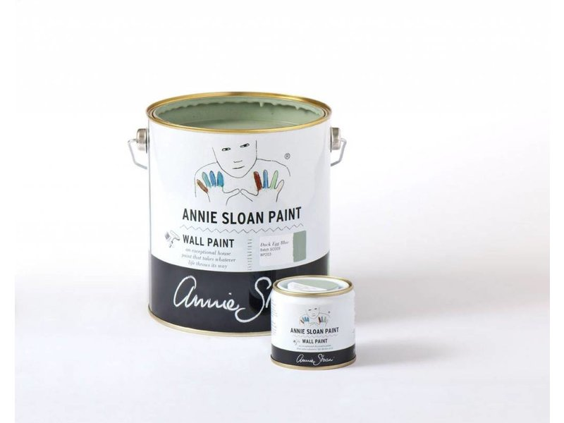 Annie Sloan muurverf - wall paint Tester