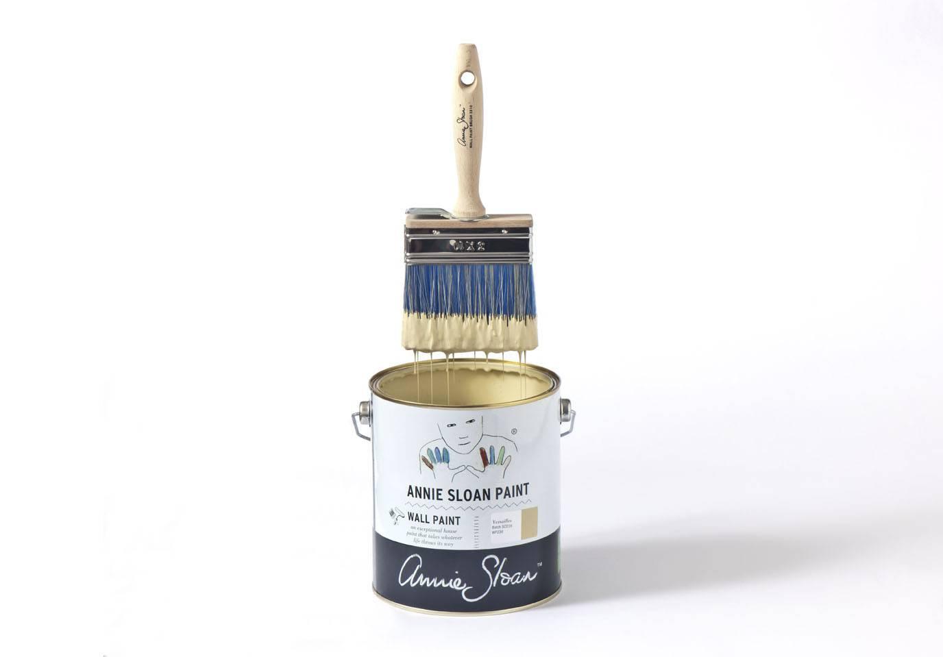 Annie Sloan Wall Paint kwast speciaal voor muurverf