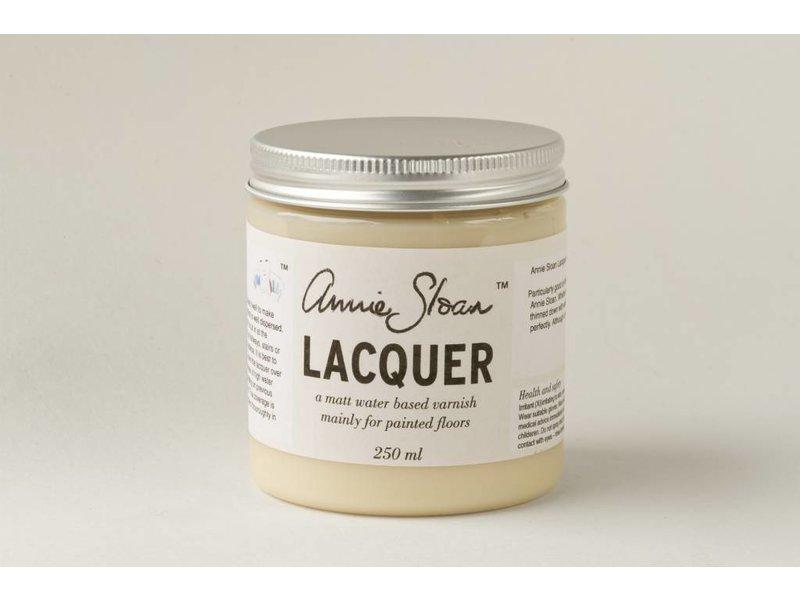 Annie Sloan Lacquer, mat 250 ml: niet meer leverbaar
