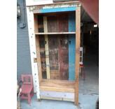Scrapwood kapstok-kast