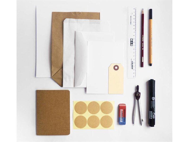 Imakin pakket Handlettering