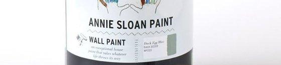 Annie Sloan Wall Paint aanbrengen