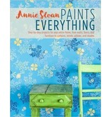NIEUW: Annie Sloan Paints Everything, engelstalig