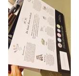 Annie Sloan kleurenboekje, handleiding en kleurenkaart