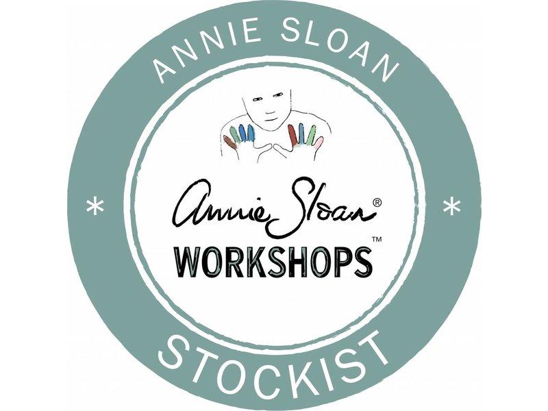 16 maart 2017: Annie Sloan workshop met eigen meubeltje. Prijs 39,50