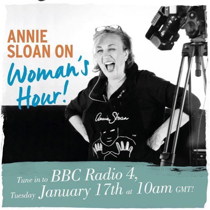 Annie Sloan krijtverf: verven zonder schuren