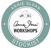 10 april 2017: Annie Sloan basistechnieken + sjabloneren. Prijs 29,50 euro