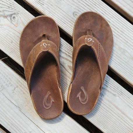Leren slipper Collectie