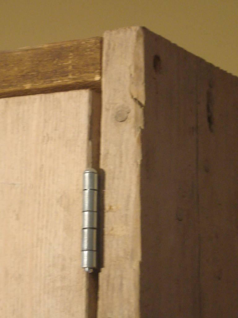 Mooie Woonkamer Kast : Kast woonkamer steigerhout van aan opbergruimte