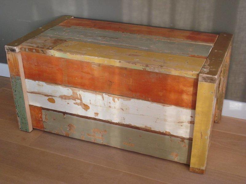 'Jondal' Kist van sloophout