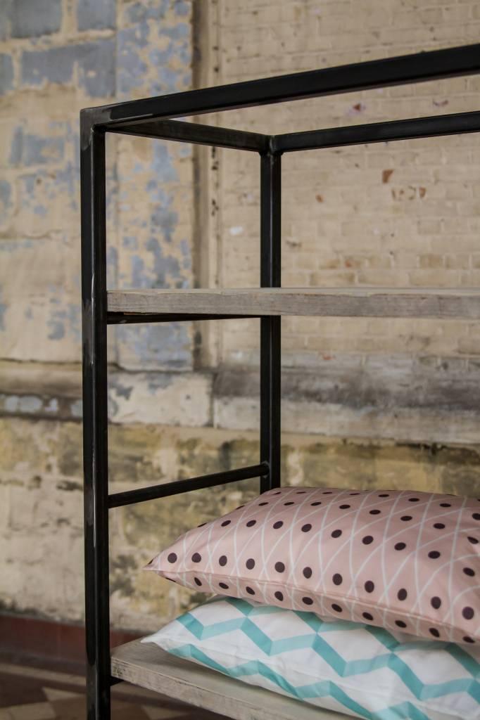 Kast Staal: Kast woonkamer steigerhout tv meubel hier bestellen ...